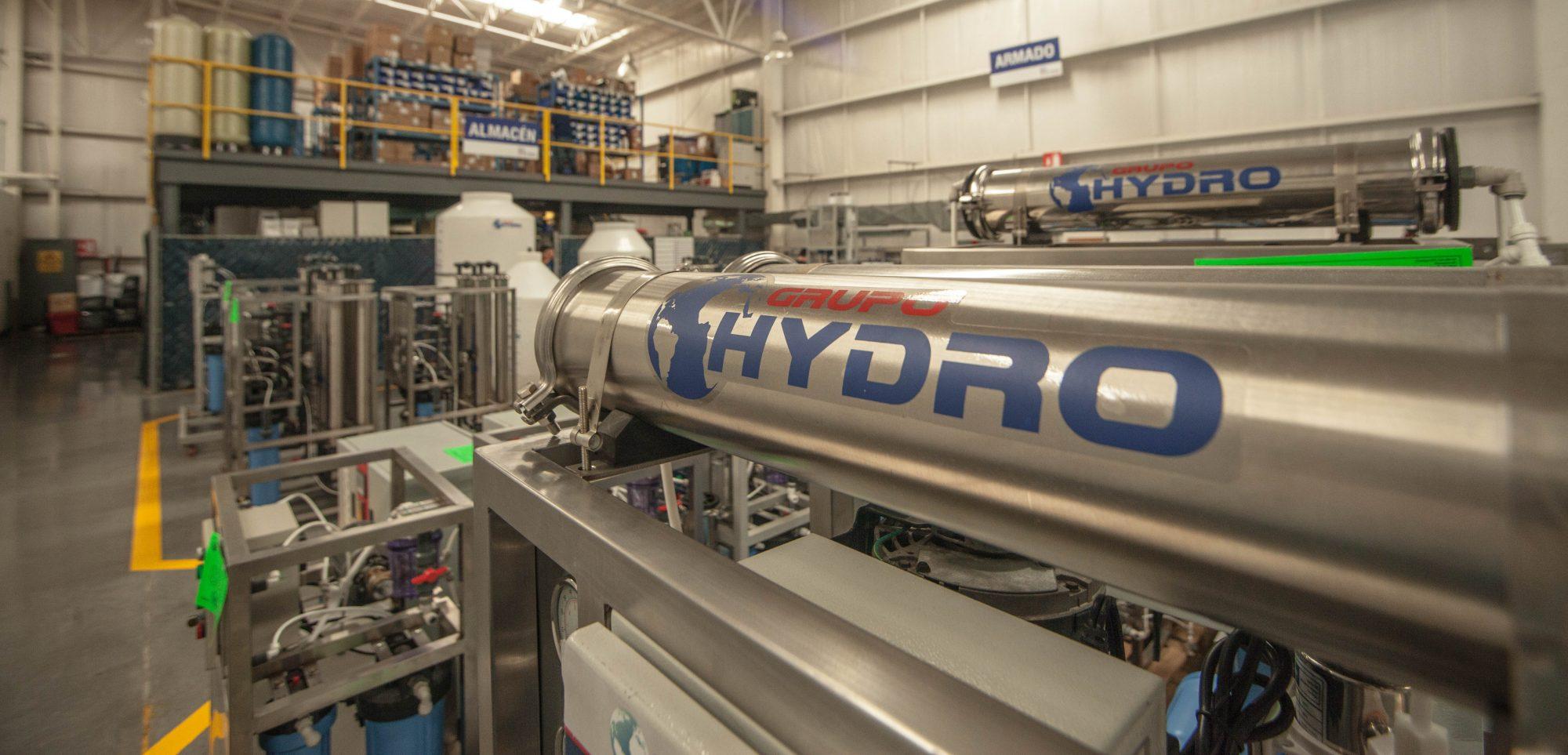 Hydro Tecnología y soluciones